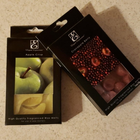 elegant expressions Other - Apple and Cranapple Berry Wax Melts